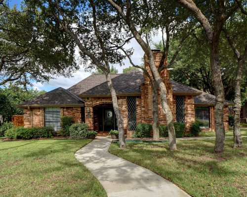 3913 Woodstock Drive, Colleyville TX 76034
