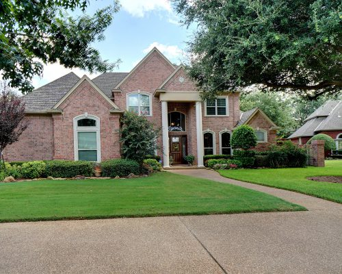 7203 Pebble Hill Drive, Colleyville TX 76034