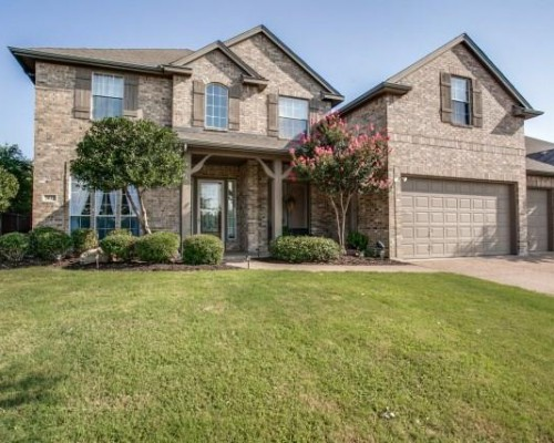 3612 Burts Dr Fort Worth, TX 76244