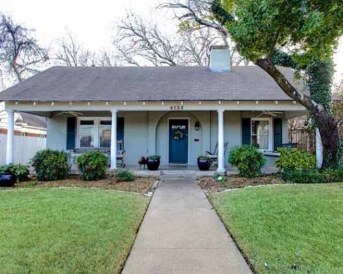 4125 El Campo Ave Fort Worth, TX 76107