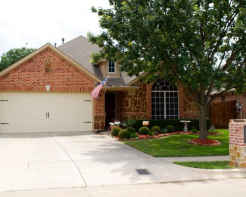 8586 Corral Circle, Fort Worth TX 76244